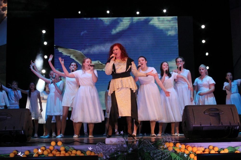 Международный женский день в ГО Первоуральск