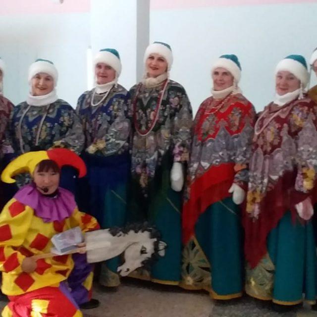 Масленица в ГО Первоуральск