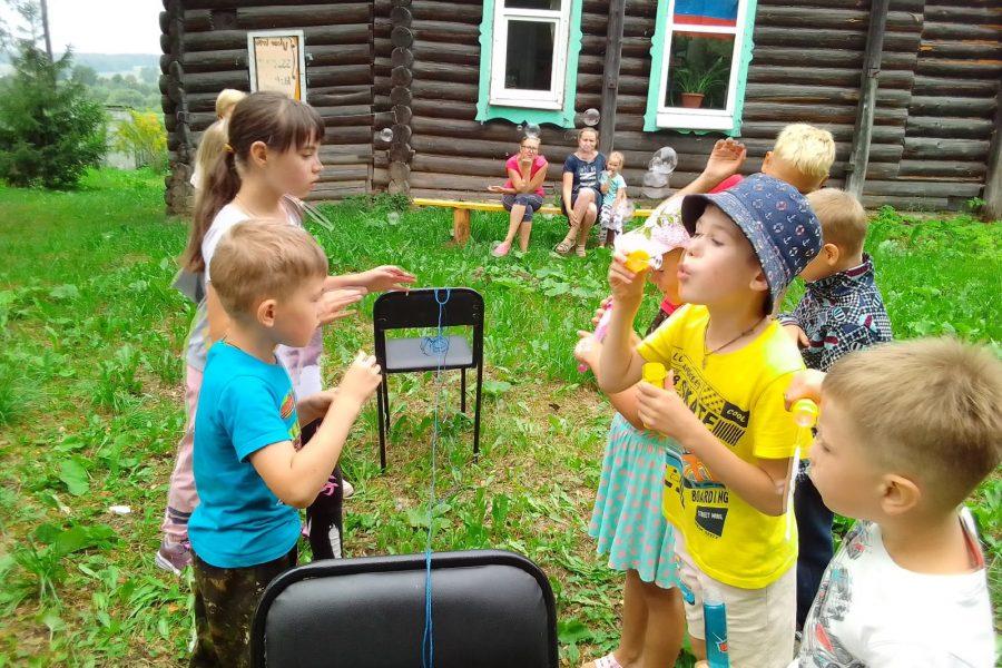 Игровая программа для детей «Ай, да мы!